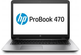 HP ProBook 470 G4, (nontouch) Catalog, Front Facing