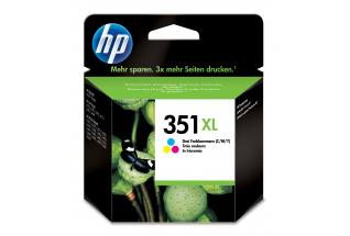 HP 351XL Tri-color Inkjet Print Cartridge