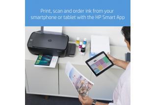 HP - Impresora Multifuncional Ink Tank Wireless 415 de