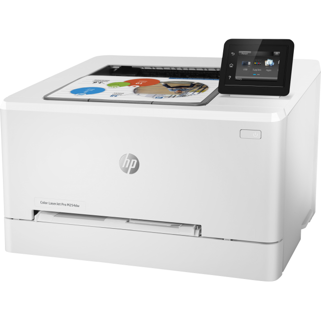 HP Color LaserJet Pro M254dw T6B60A   electronic4you