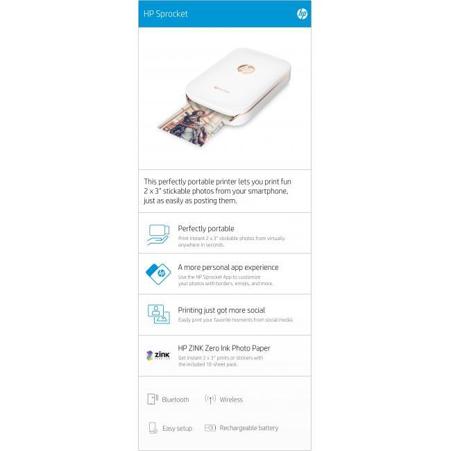 Impulse - HP Sprocket - eTail - Why Buy