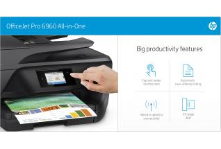 Muscatel - HP OfficeJet Pro 6960 - eTail - Infographic Productivity
