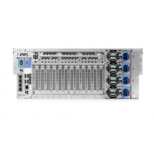 HP ProLiant DL580 G8 Tower/Rack-mountable Server System Intel Xeon E7-4809  v2 1 9GHz 64GB 1R x4 PC3-14900-13 728547-001 - Newegg com