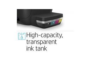 HP Ink Tank Wireless 415 Printer - Print, Copy, Scan