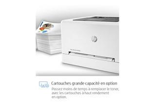 Aurora - HP Color LaserJet Pro M254dw - eTail - Dynamic High Yield - French