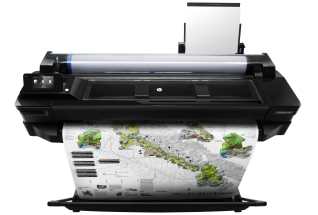 HP Designjet T520 36-in ePrinter