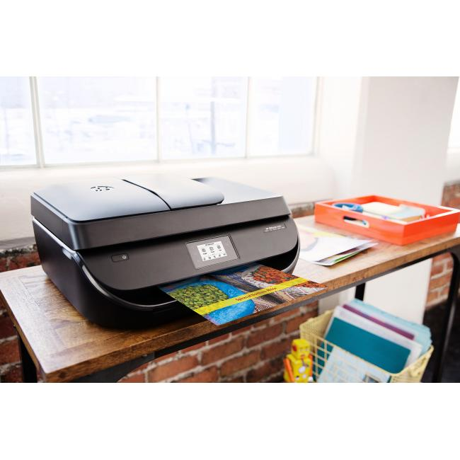 """HP OfficeJet 4650 Wireless All-in-One Inkjet Printer with 2 2"""" LCD"""