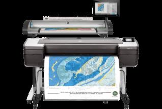 Buy HP Designjet SD Pro Inkjet Large Format Printer - 44