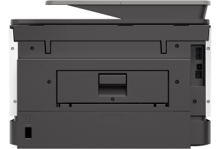 HP OfficeJet Pro 9025, Rear