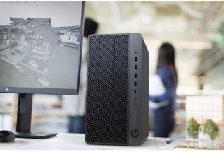 HP EliteDesk 705 G4 AMD Ryzen 3 2200G 16 GB DDR4-SDRAM 1000 GB HDD  Black,Silver Micro Tower Workstation