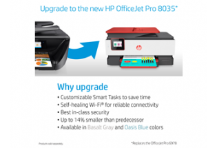 HP Officejet Pro 6978 All-in-One - Imprimante multifonctions