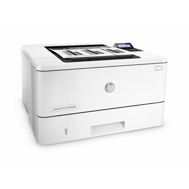 HP LaserJet Pro M402dn Laser Printer with 2 Sided Printing & 250