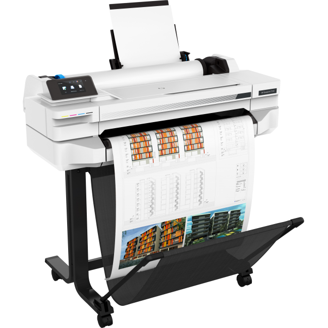 HP DesignJet T530 24in - right 02
