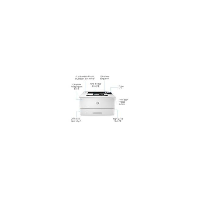 HP LaserJet Pro M404 - Hot Button Static - 2