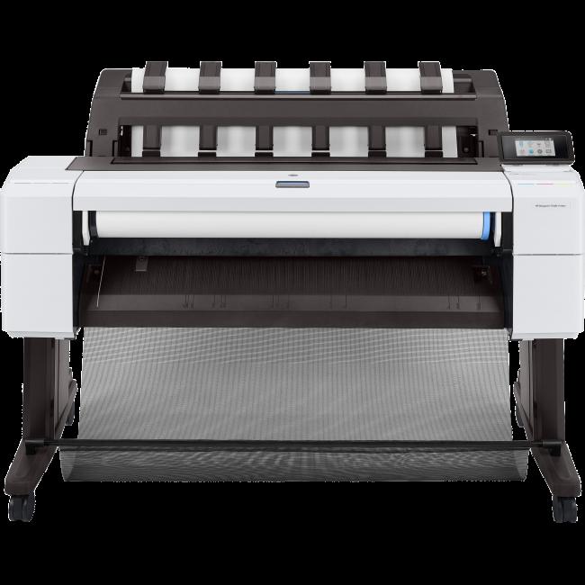 HP DesignJet T1600 - Front 01