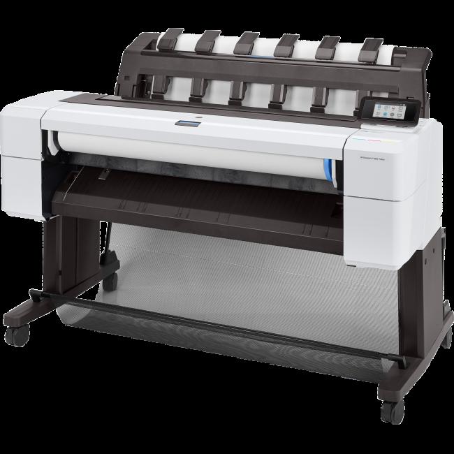 HP DesignJet T1600 - Left 01