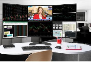 HP EliteDesk 800 G4 Dm I7 16g 512g W10p 3-3-3