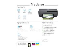 HP Officejet Pro 6230, At a glance EMEA