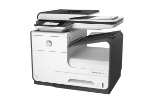 HP PageWide Pro MFP 477dn MFP, Left facing, no output