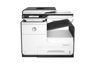 HP PageWide Pro MFP 477dn MFP, Center, Front, no output