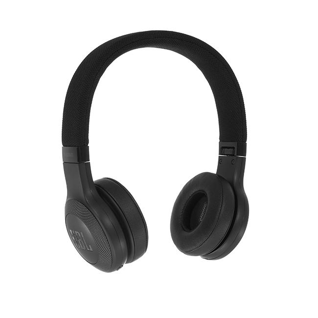 20cdc38245b Wireless on-ear headphones. Photo Gallery. « » Picture 1 of 20: JBL E45BT  KEY BLACK 6195 FS x1-1605x1605px. « »