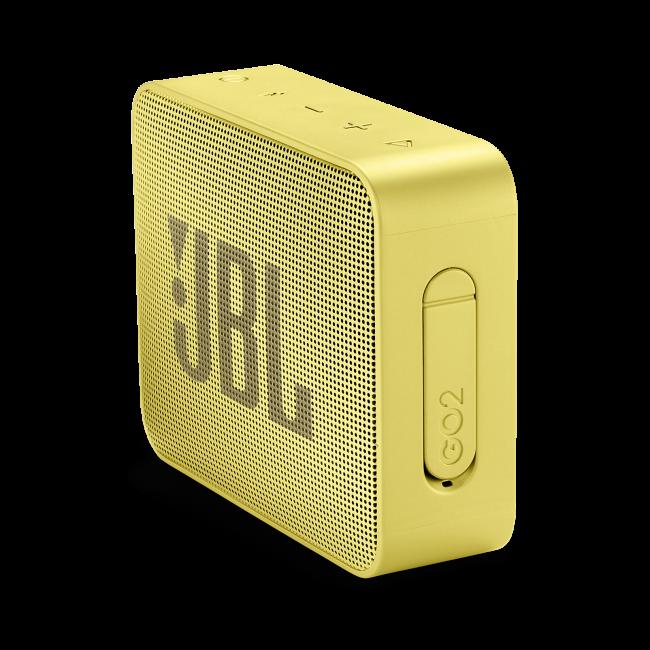 Jbl Go2 Bluetooth Lautsprecher Gelb Online Kaufen Bei Hartlauer At