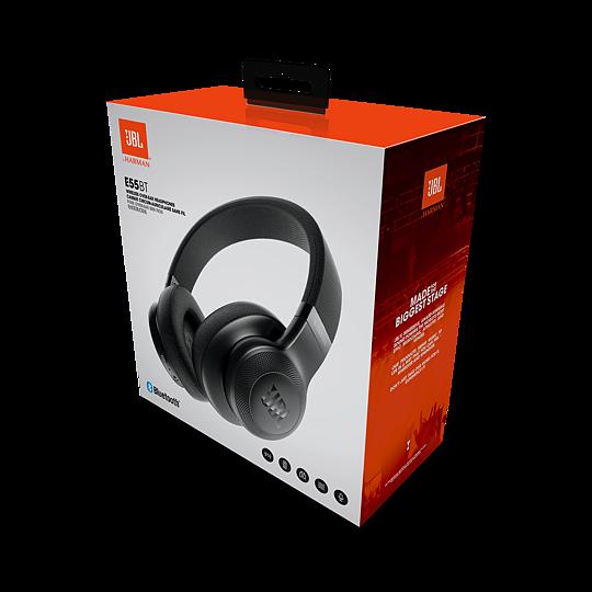 Jbl Blue E55bt Bluetooth Wireless Headphones Rc Willey Furniture Store