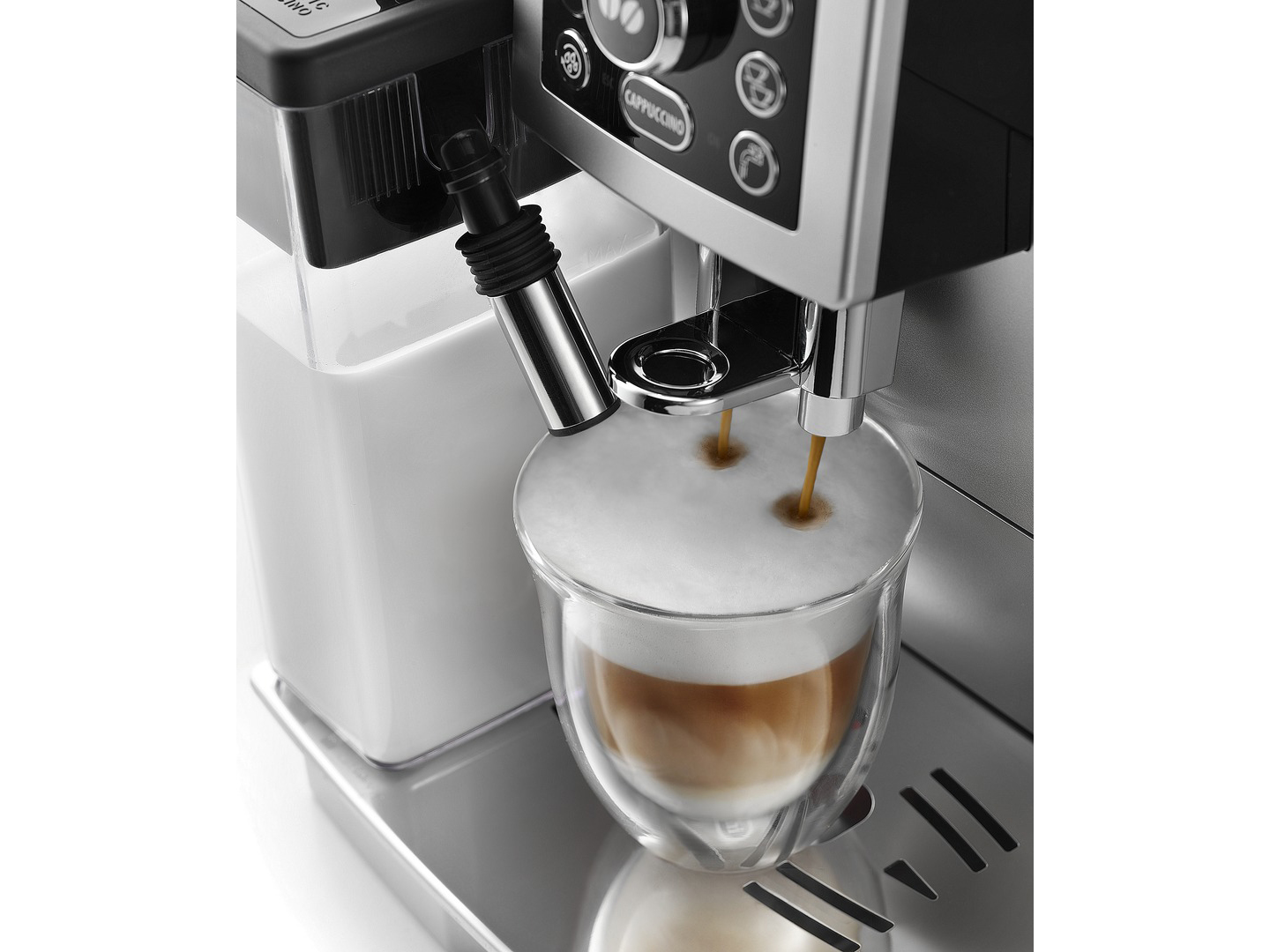 Kenwood_(Delonghi) 303675451 ECAM 23.4606 buy delonghi ecam23 460 bean to cup coffee machine silver  at edmiracle.co