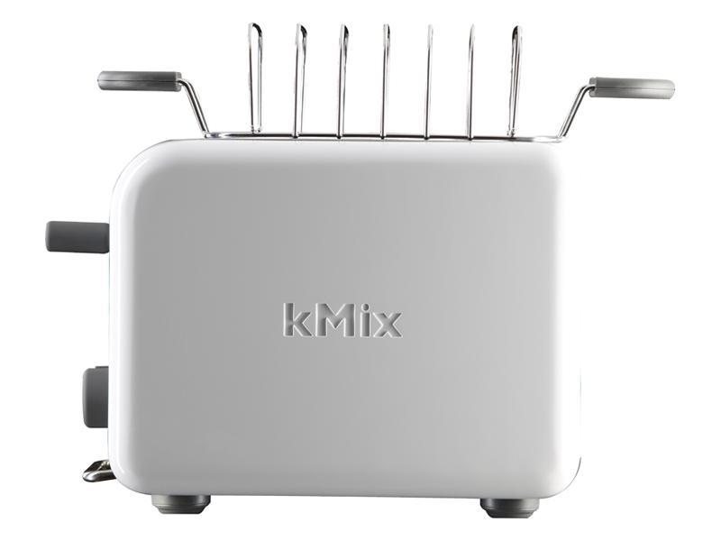 Grille pain Kenwood TTM 020 BLANC KMIX (3121593) | Darty