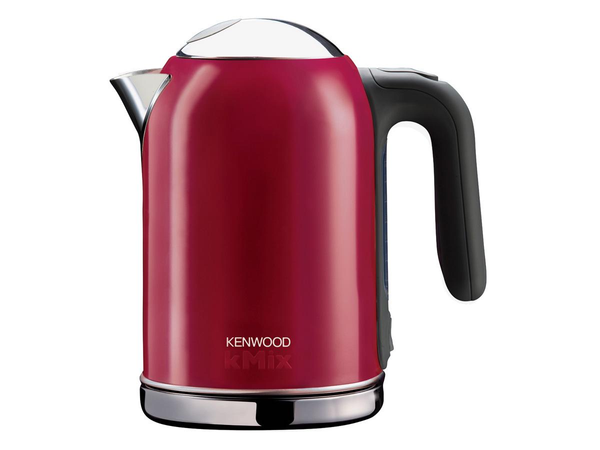 Bouilloire Isotherme à bouilloire kenwood sjm 021 rouge kmix | darty