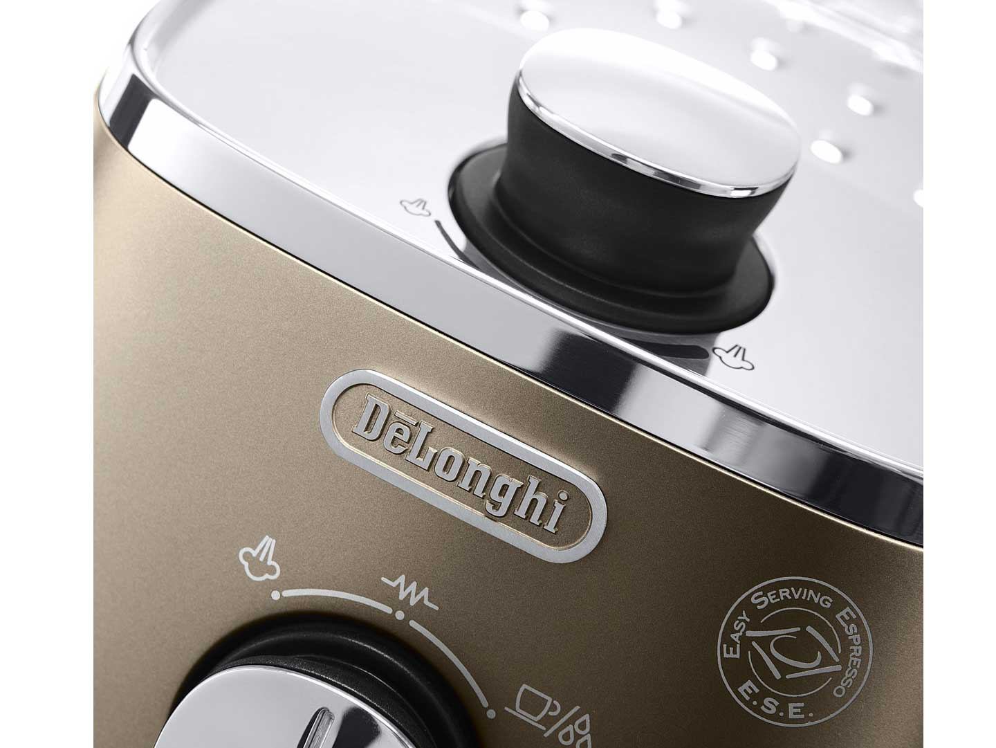 Buy DELONGHI Distinta ECI341BZ Coffee Machine - Bronze | Free ...