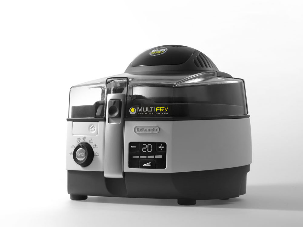 Friteuse Delonghi FH1394/1 EXTRA CHEF (4098838) | Darty