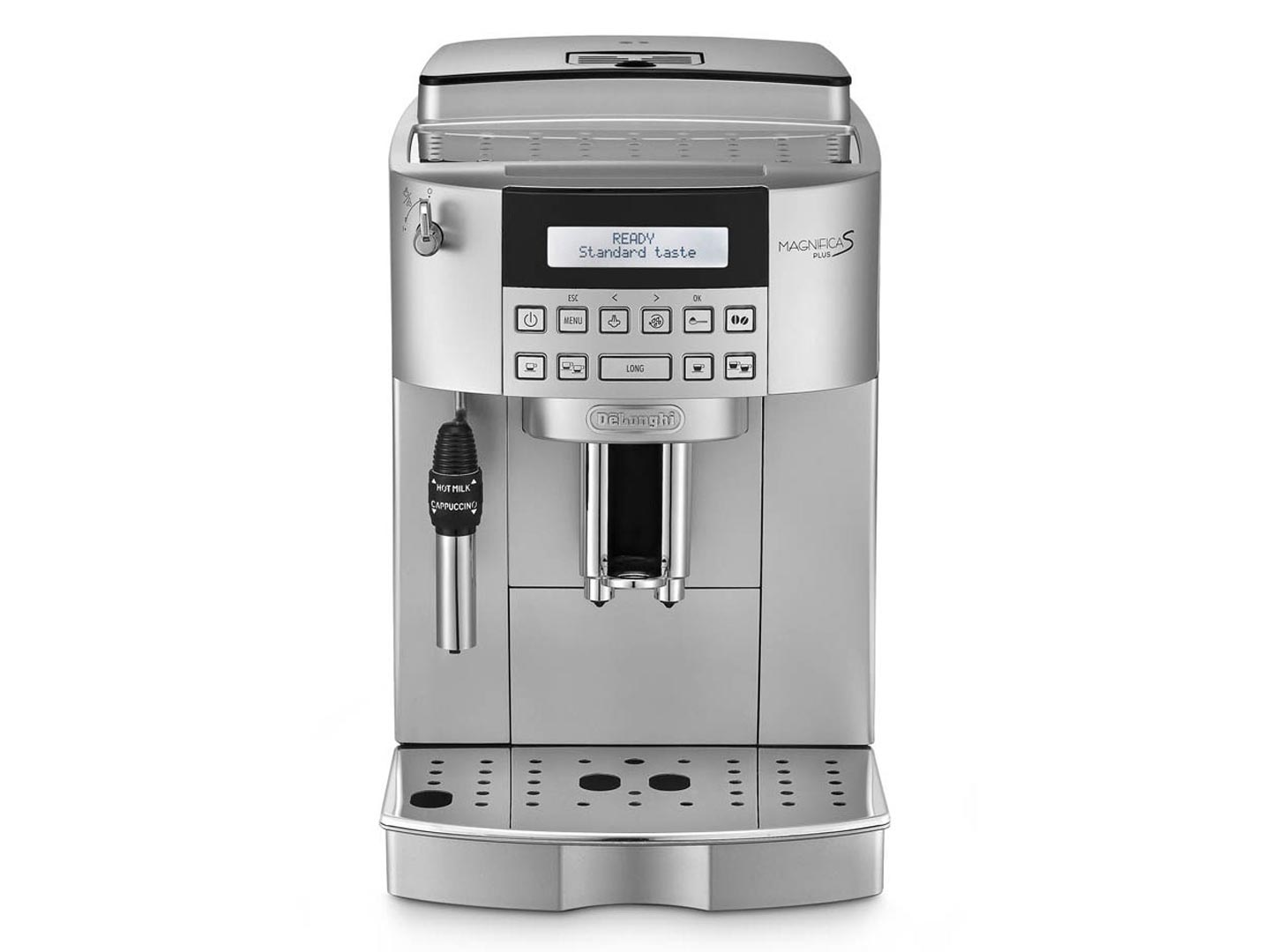 Kenwood_(Delonghi) 342152322 ECAM 22320SB front buy delonghi magnifica s ecam 22 320 sb bean to cup coffee machine  at bayanpartner.co