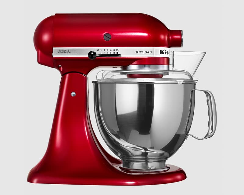 Kitchen Aid Artisan Stand Mixer Candy Apple 5ksm175ps