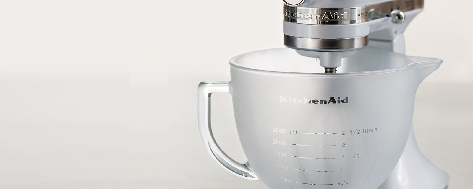 Buy KITCHENAID Artisan 5KSM156BFP Stand Mixer - Frosted Pearl | Free ...