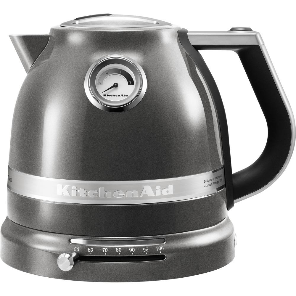 Bouilloire Isotherme pour bouilloire kitchenaid 5kek1522ems gris etain - 5kek1522ems | darty