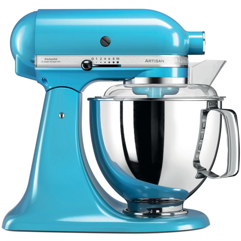 KitchenAid Artisan KSM175 kitchen machine crystal blue | nettoshop.ch