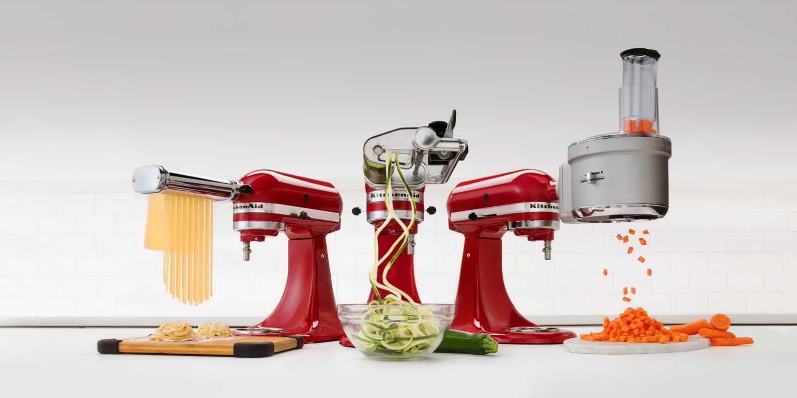KitchenAid Küchenmaschine 5KSM7580XEER Artisan Bowl-Lift | Günstig