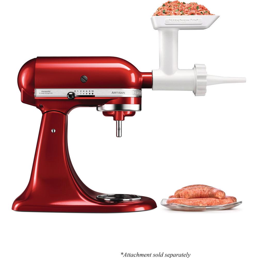 accessoire robot kitchenaid kit saucisse 5ssa | darty