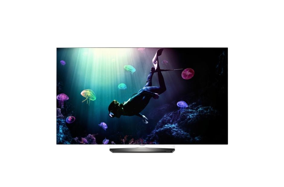 lg oled 55 inch 4k ultra hd smart tv oled55b6p uhd tv with lg bp155 rh dell com lg 55 inch led tv manual lg 55 inch led 3d smart tv manual