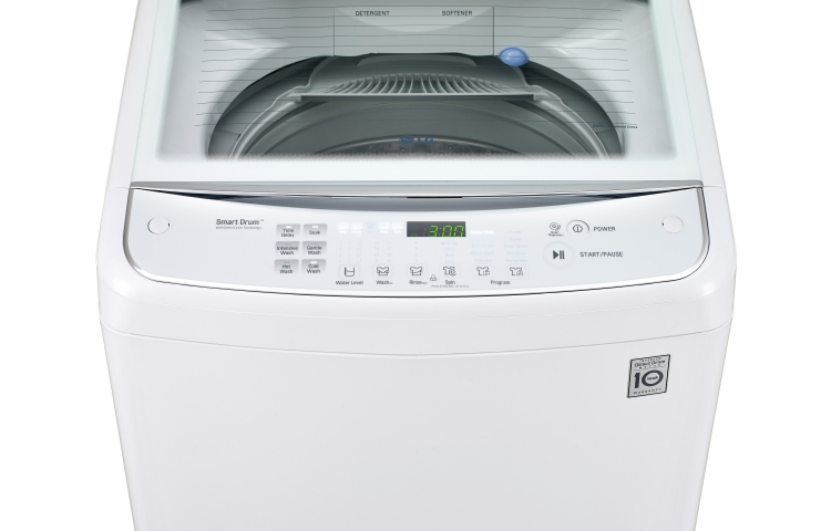 lg 75kg top load washing machine