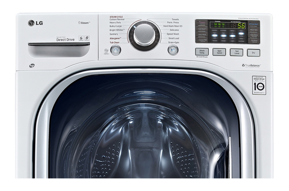 front load allinone electric washerdryer combo in white the home depot canada