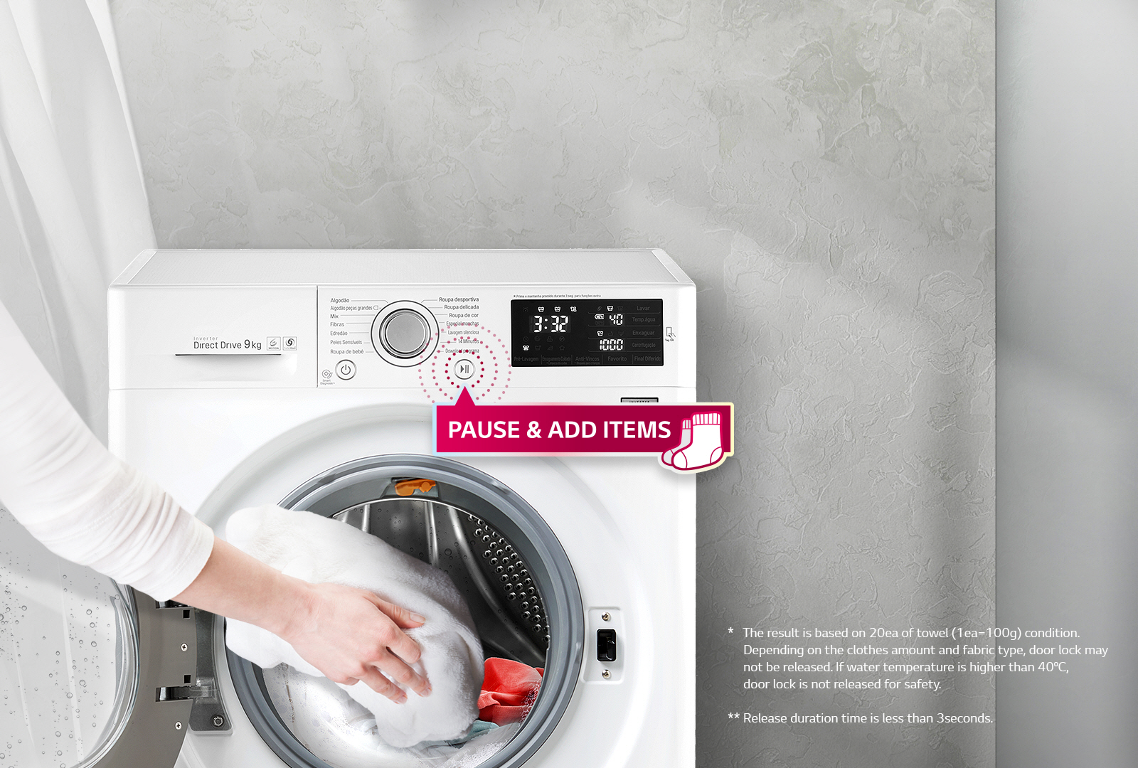 marketing strategy of lg washing machine 36 marketing research we will invest in market research on consumer reaction towards ultrasonic washing machines for better targeting of consumer segments and gauge the level of acceptance of our product.