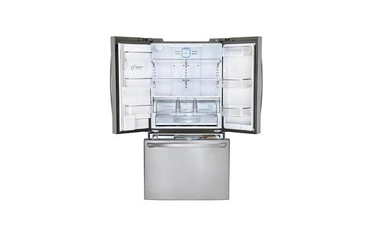 Exceptionnel French Door Counter Depth Refrigerator. LFXC24726S. Prev Next