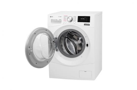 Lg f 16f9 bdh2nh waschtrockner weiß