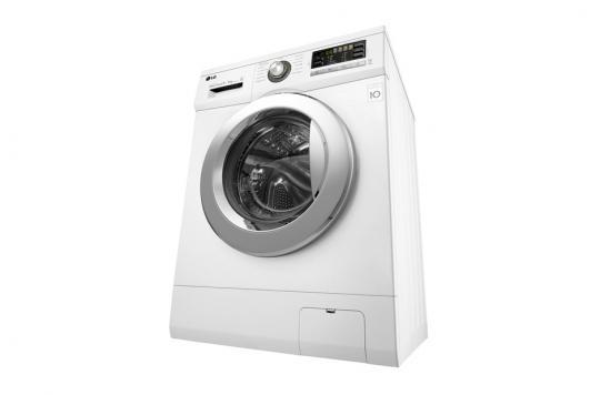 Lg f ad stand waschtrockner weiß b euronics