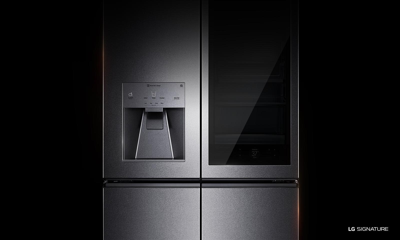 LG LSR100 Libera installazione 569L A++ Acciaio inossidabile ...