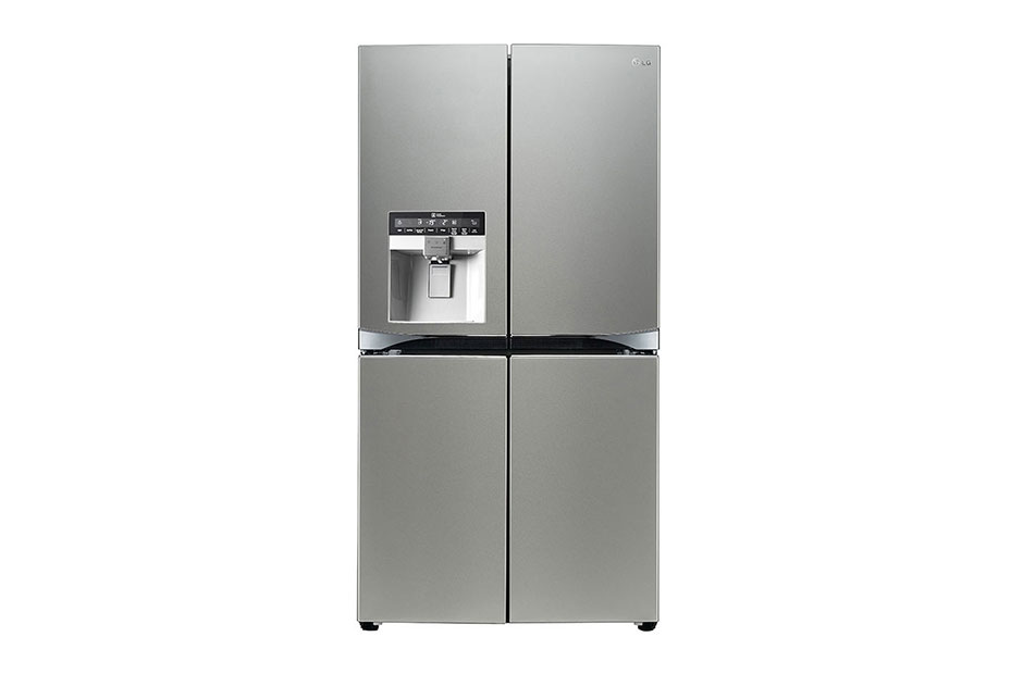 lg refrigerator french door. lg 712l slim in-door ice and water dispenser french door fridge - fridges appliances kitchen | harvey norman australia lg refrigerator