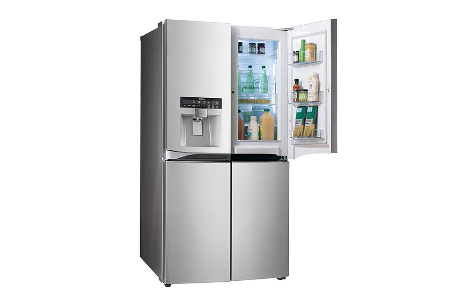 lg french door refrigerator freezer. key features. this lg french-door fridge lg french door refrigerator freezer