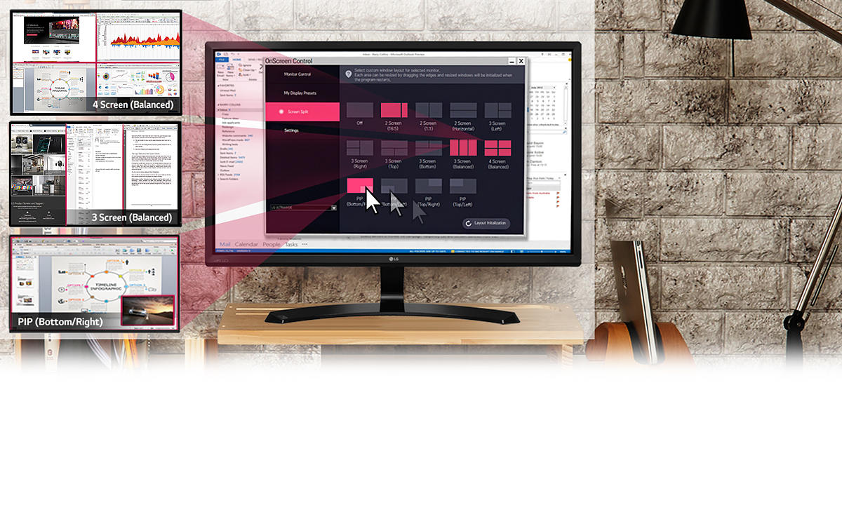 Lg 22mp58vq P 215 Full Hd Ips Monitor 5ms 1920 X 1080 Flicker Safe Led 22 Inch 22mp68vq Oled Tvs Unmatched Color Realism